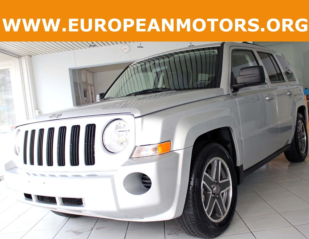 2010 jeep patriot sport 4x4 suv automatic all wheel. Black Bedroom Furniture Sets. Home Design Ideas