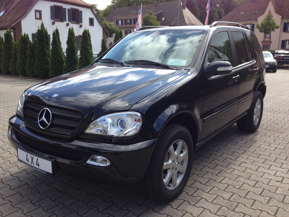 2005 mercedes ml 270 cdi 4x4 turbo diesel car posted by. Black Bedroom Furniture Sets. Home Design Ideas