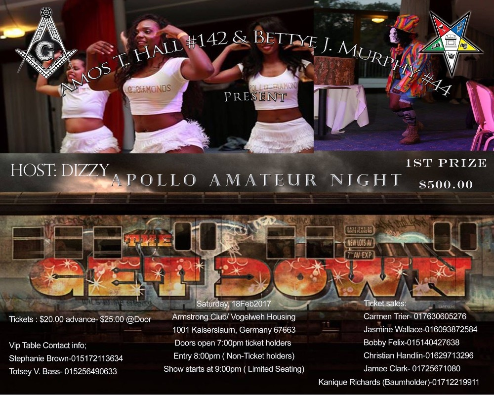 Apollo amateur night tickets pics 657