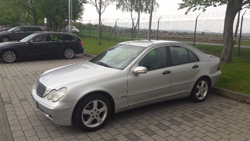 Minivans For Sale >> 2000 Mercedez C220 (German spec) - Car Posted by Mike Mynatt on The Find-It Guide: Military and ...